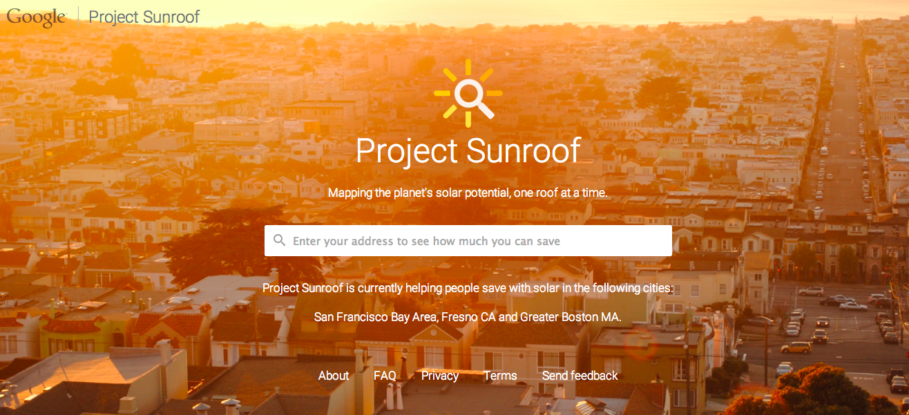 Google Launches Tool That Tells You If Solar Panels Can Save You Money