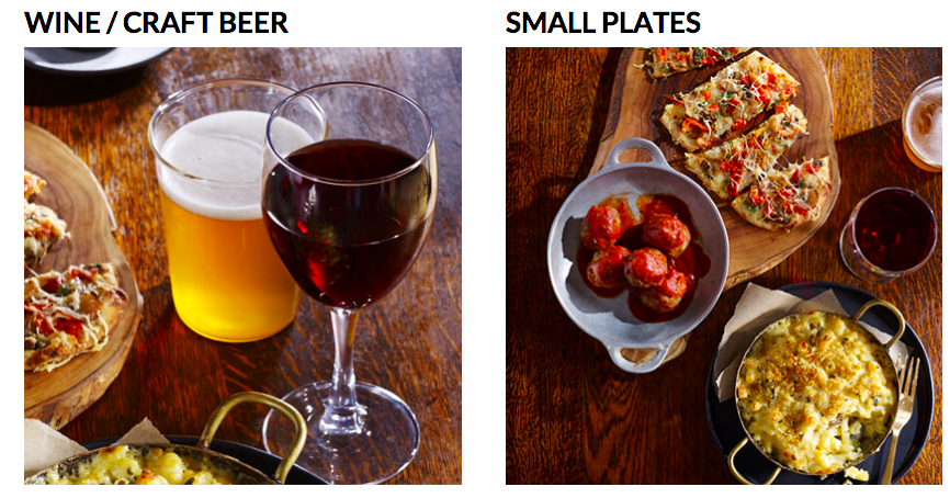 Starbucks Takes Its Booze, Small Plates Menu To Two Dozen More Stores