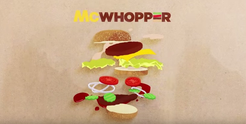 Burger King Proposes Unholy Alliance With McDonald's To Promote Peace Day