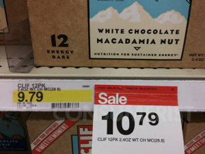 "More Examples Of Target Math: They Never Said It Was ""On Sale"""