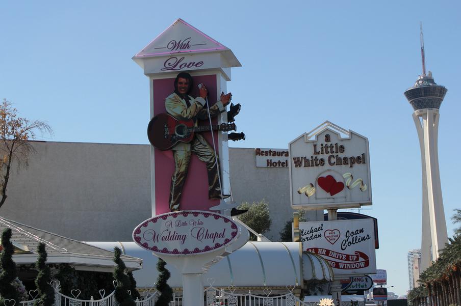 Quickie Las Vegas Wedding Industry Just Isn T Pulling In