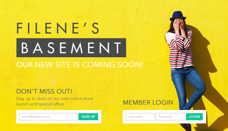 Filene's Basement Rises From Retail Graveyard As Zombie Brand
