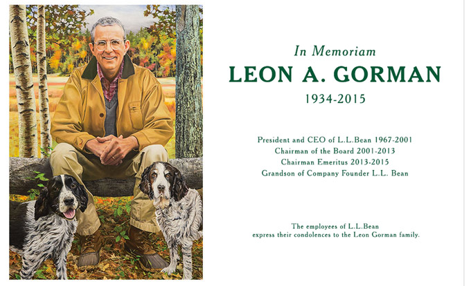 Longtime L.L. Bean President And Founder's Grandson Dies At Age 80