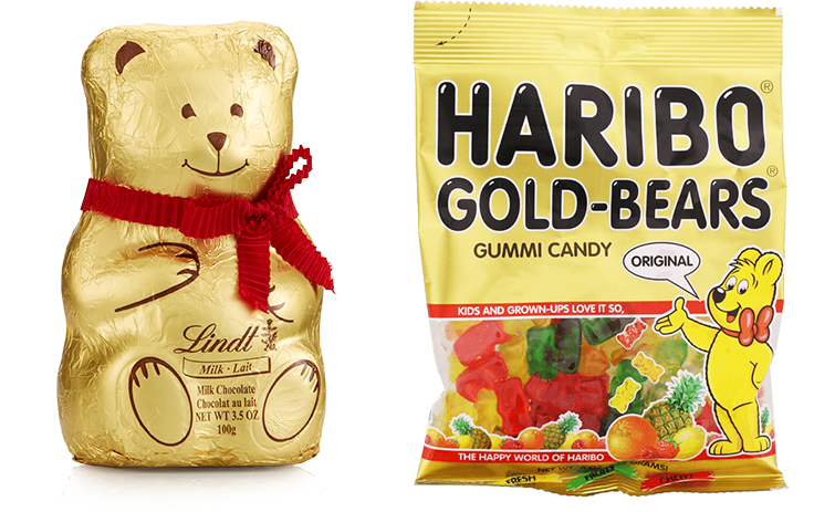 Lindt Beats Haribo In Legal Battle Over Candy Bears