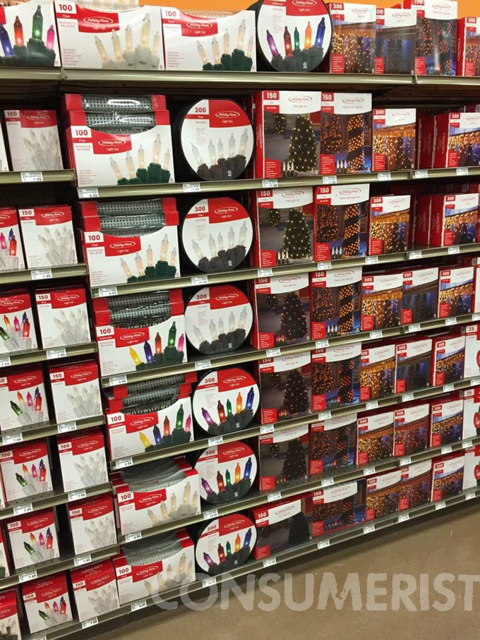 reader kris sent along these photos noting that the display of christmas decorations is probably out because the store is almost completely empty of - Fred Meyer Hours Christmas