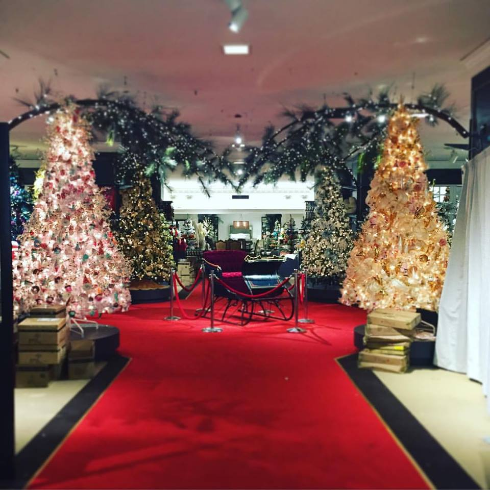 courtesy of stevejacobs on instagram - Christmas Decoration Stores Near Me