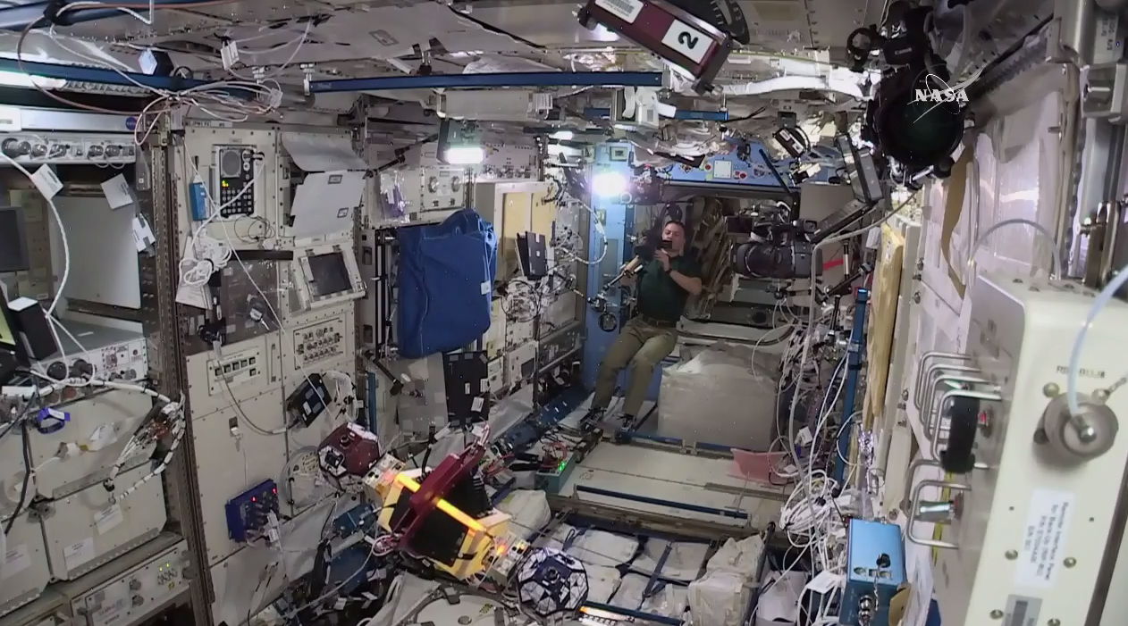 NASA TV Will Soon Bring Outer Space To Your Living Room In Ultra-HD 4K