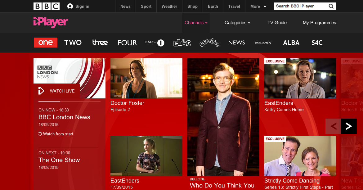 BBC Launching Netflix-Like Service Next Year