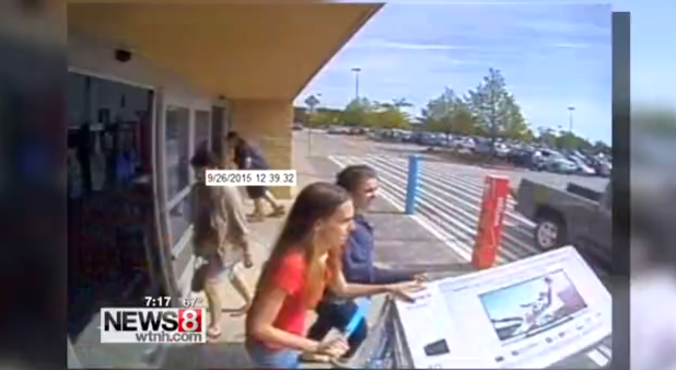 Police: Women Steal TV From Walmart, Change Clothes And Steal