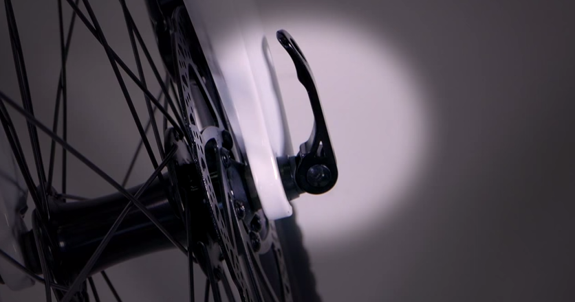 Opened quick-release levers on nearly 1.3 million bikes can come into contact with brake rotors, leading to an increased risk of crashes and injuries to riders.
