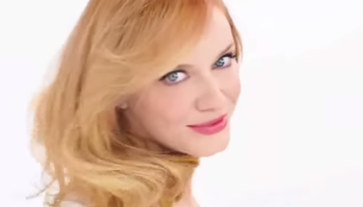 Christina Hendricks Nice N Easy Ad Banned In Uk For Being