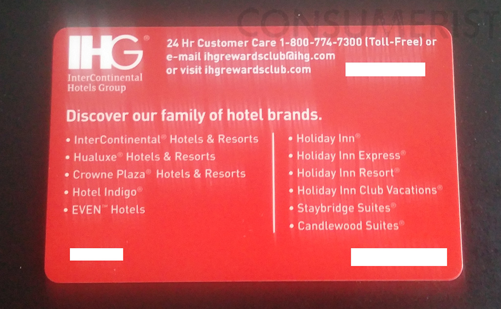 InterContinental Hotels Surprises Loyalty Members With Customer Care Number Connecting To Adult Chat Line