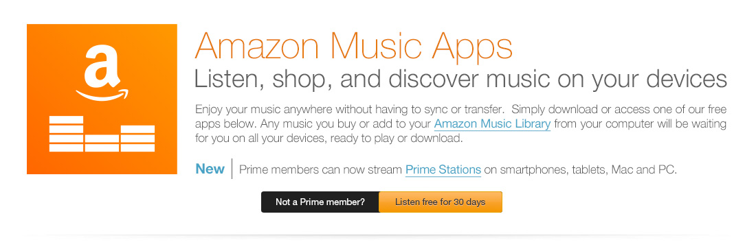 Amazon Shuts Down Music Importer Program