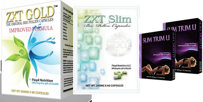 Just a few of the Floyd products that failed to mention they included a prescription weight-loss med that was pulled from the market in 2010, or an ingredient in laxatives that hasn't been used since the FDA declared it unsafe in 1999.