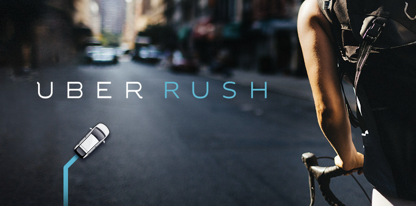 Uber Lauches UberRUSH Courier Service In Chicago, San Francisco