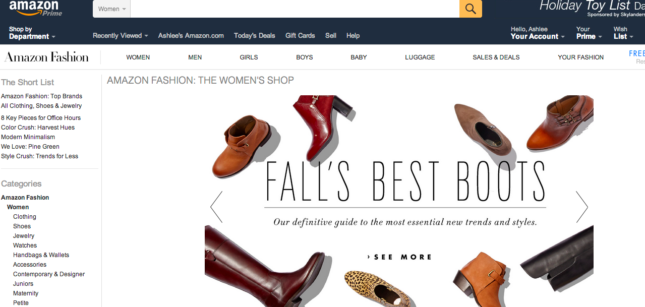 Amazon May Launch Its Own Clothing Brand To Offer More Options For Customers