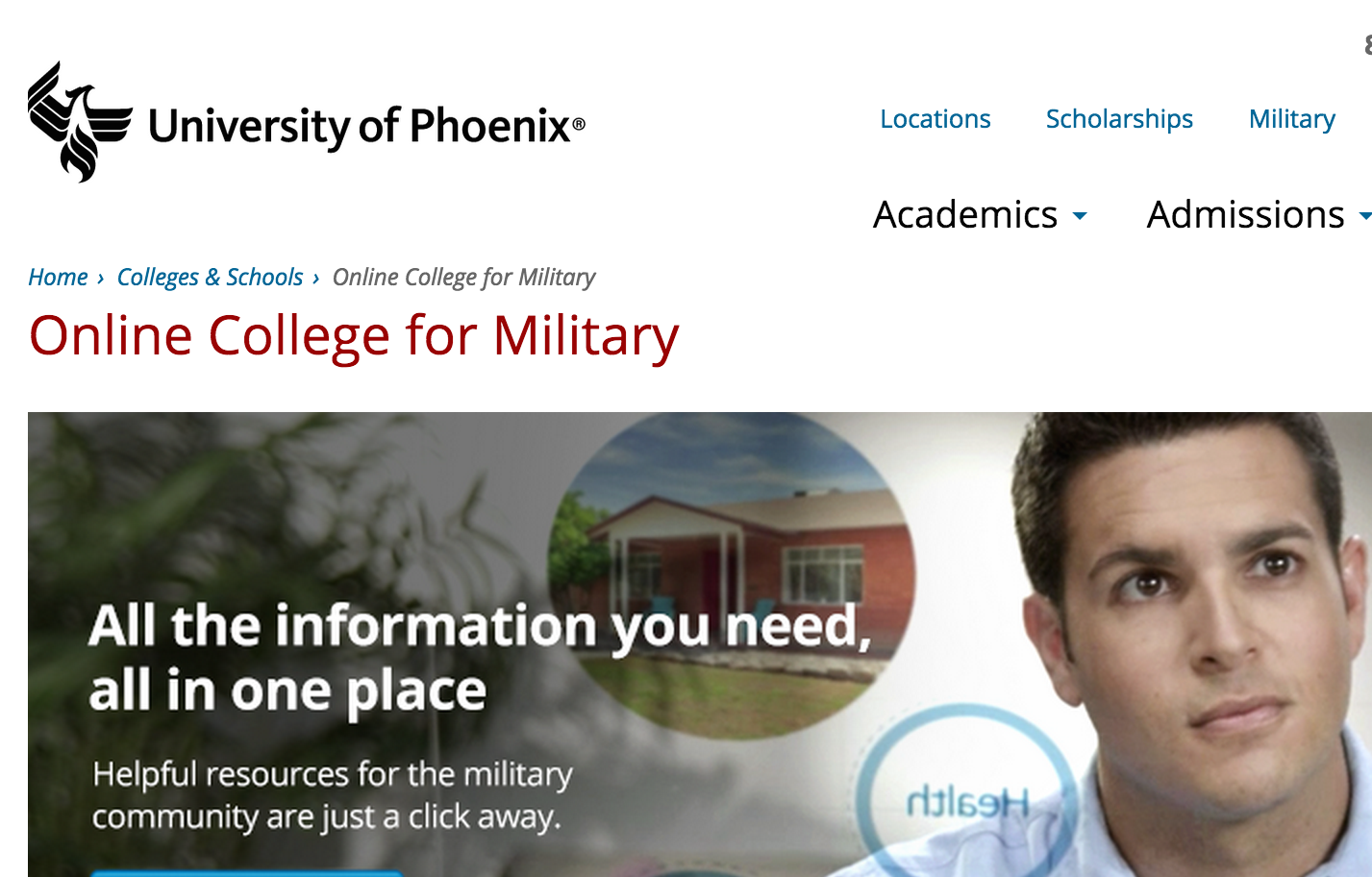 University Of Phoenix Barred From Military Bases, Using New Tuition Assistance Funds