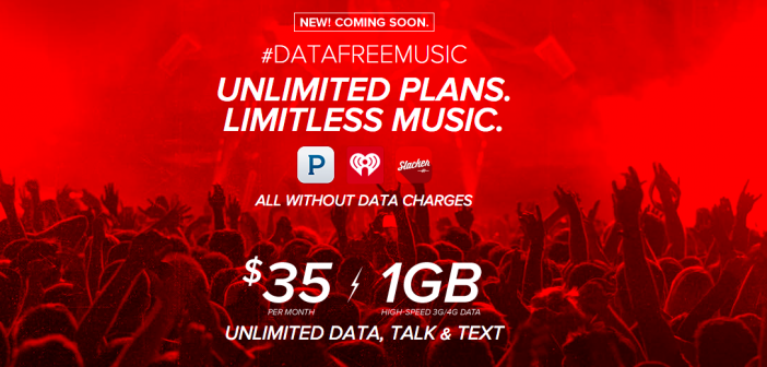 Virgin Mobile Offering Free Streaming Music That Won't Count Against Customers' Data Plans