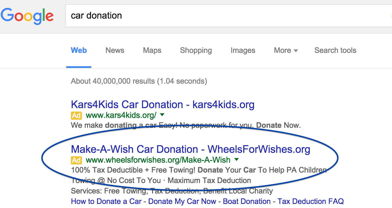 Report Wheels For Wishes Charity Misled Donors About Make A Wish