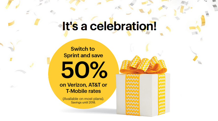 Sprint Promises To Actually Cut Your Bill In Half This Time