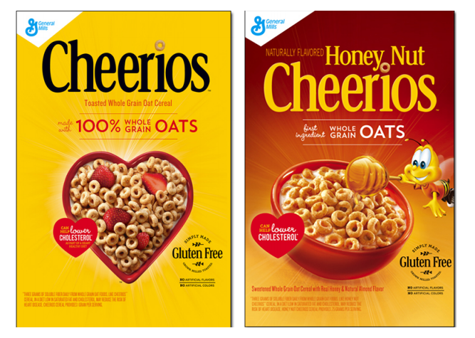 "Customers Suing General Mills Over Recalled ""Gluten-Free"" Cheerios That Contained Wheat"
