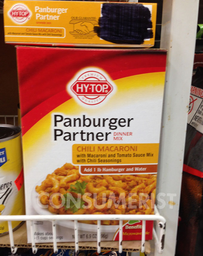 Nutty Nuggets And Panburger Partner: The Best Store-Brand Products You Submitted