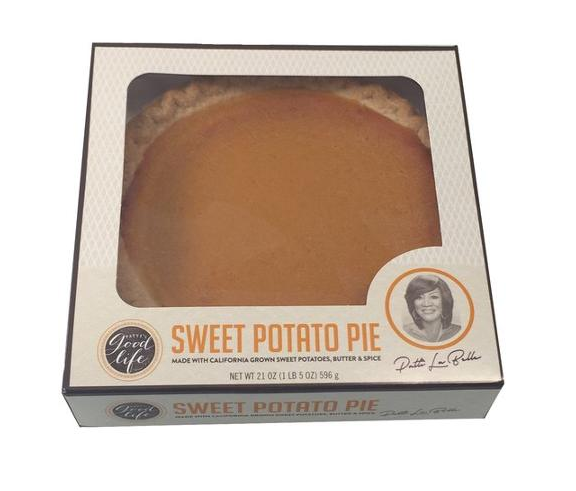 "Patti LaBelle's Sweet Potato Pies Are Back At Walmart, Company Calls It A ""Christmas Miracle"""