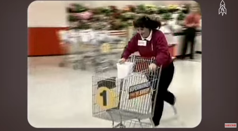 """Host Of '90s Oddity """"Supermarket Sweep"""" Reveals Game Show's"""