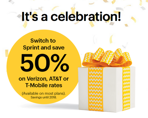 Sprint Promises To Actually Cut Your Bill In Half This Time, Maybe