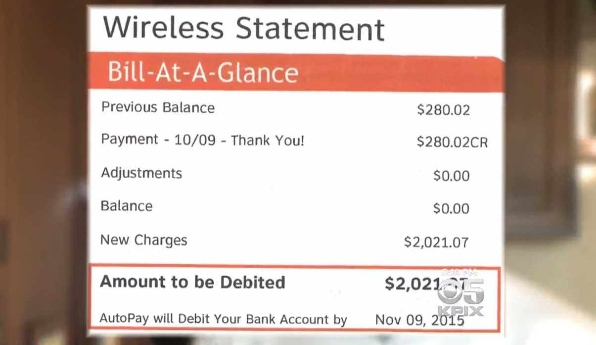 "iPhone User Blames ""WiFi Assist"" Feature For $2,000 Phone Bill"