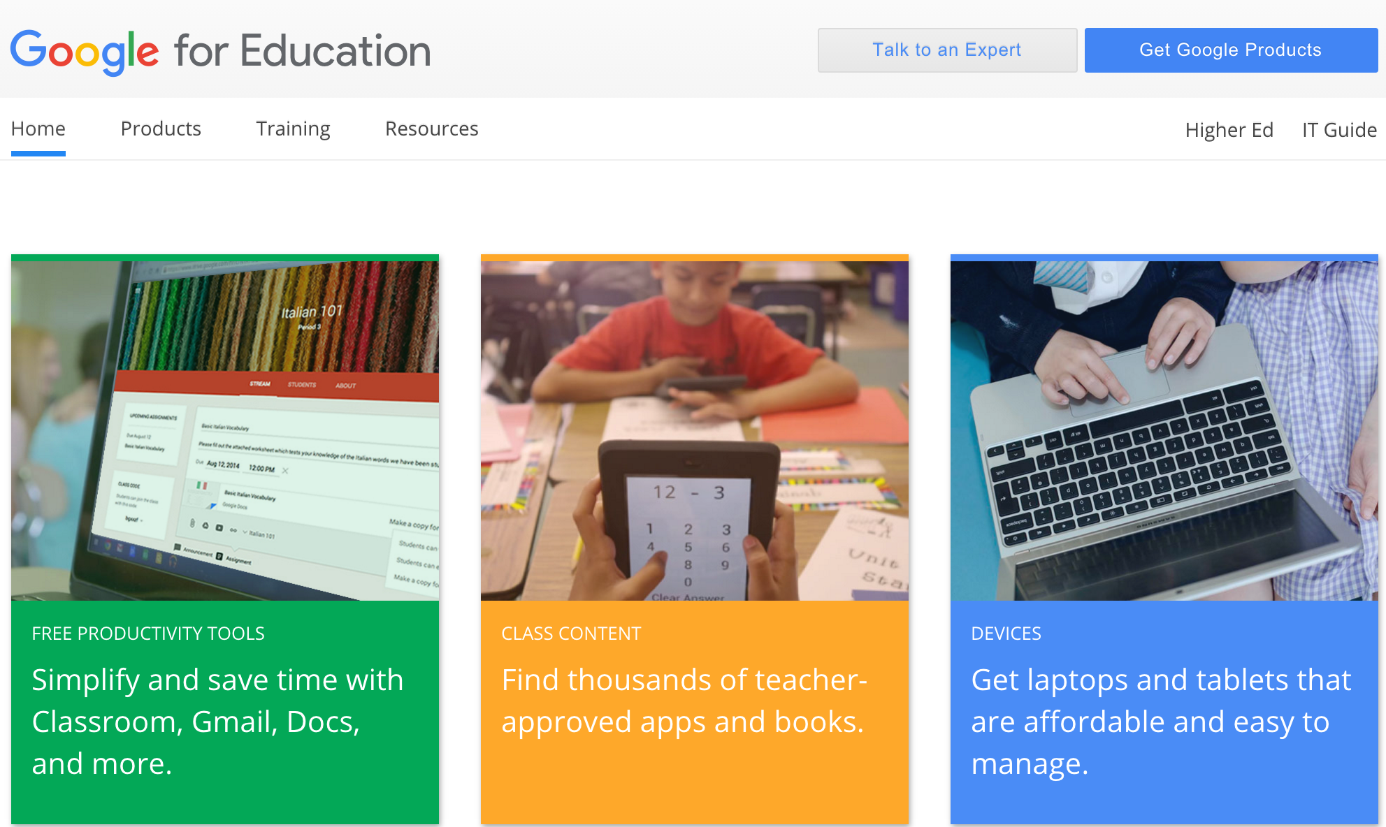"Google Gets Access To Your Kids' Data Because It's A ""School Official"""