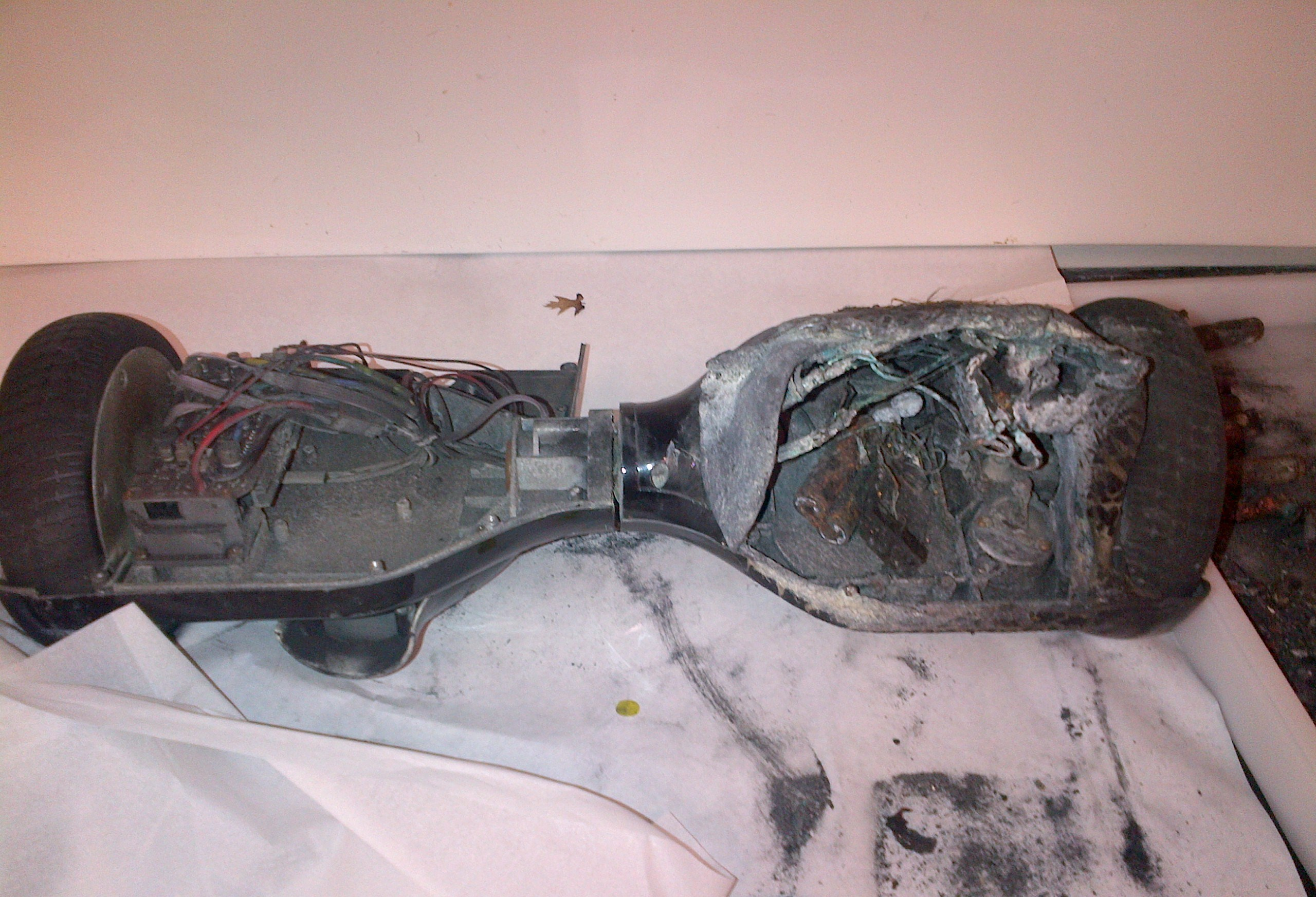 "CPSC Intensifies Investigation Into Exploding ""Hoverboards,"" USPS Restricts Shipments"