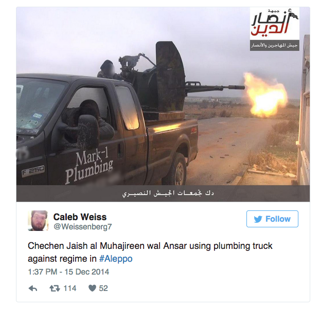 Plumber Sues Ford Dealership Over Truck That Was Sold To Terrorist Group