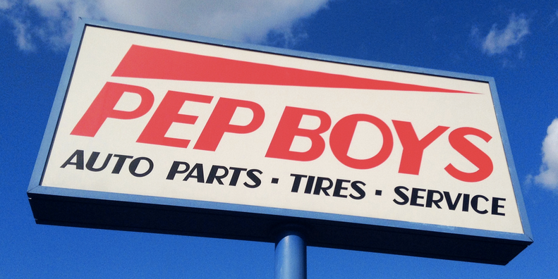 Auto Parts Retailer Love Triangle Reaches $1B With Icahn Once Again Topping Bridgestone In Bid For Pep Boys