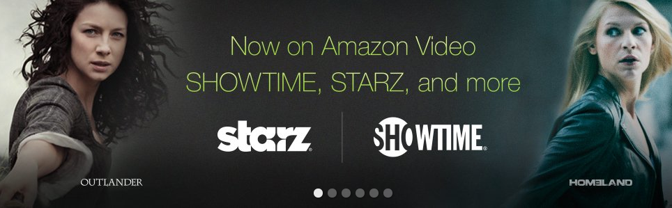 Amazon Adding Starz, Showtime, A Bunch Of Other Tiny Streaming Services As Add-Ons To Prime Video