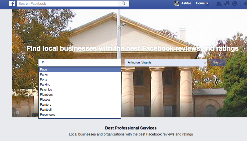 Facebook Taking On Yelp, Angie's List To Provide Users With Highly-Rated Professional Services