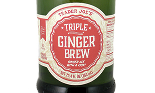 Trader Joe's Ginger Ale Recalled Over Concerns About Exploding Bottles