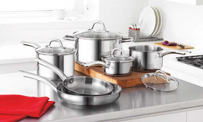 Macy's Recalls 121,000 Martha Stewart-Brand Frying Pans For Shooting Metal Discs At Cooks