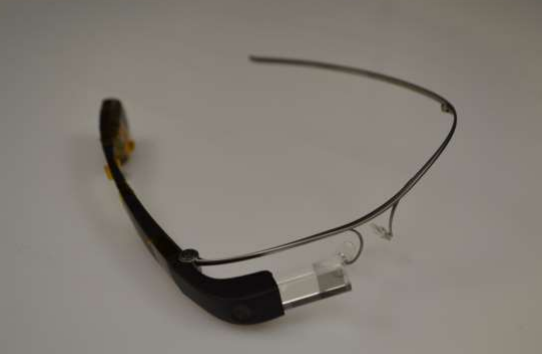 New Google Glass Reportedly Comes With Foldable Arms, Larger Content Viewer
