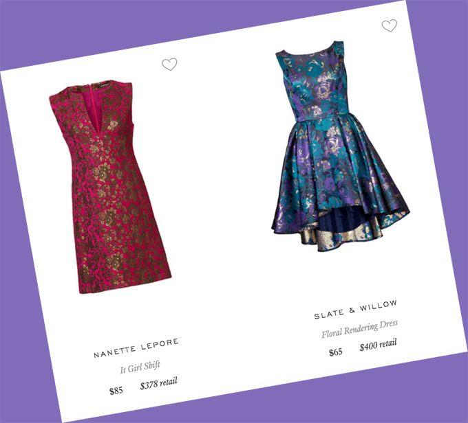 Rent The Runway's 'Exclusive' Dresses Turn Up Much Cheaper In Retail Stores