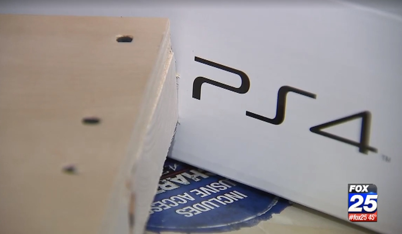 9-Year-Old Opens PS4 Box On Christmas Morning, Finds Block Of Wood