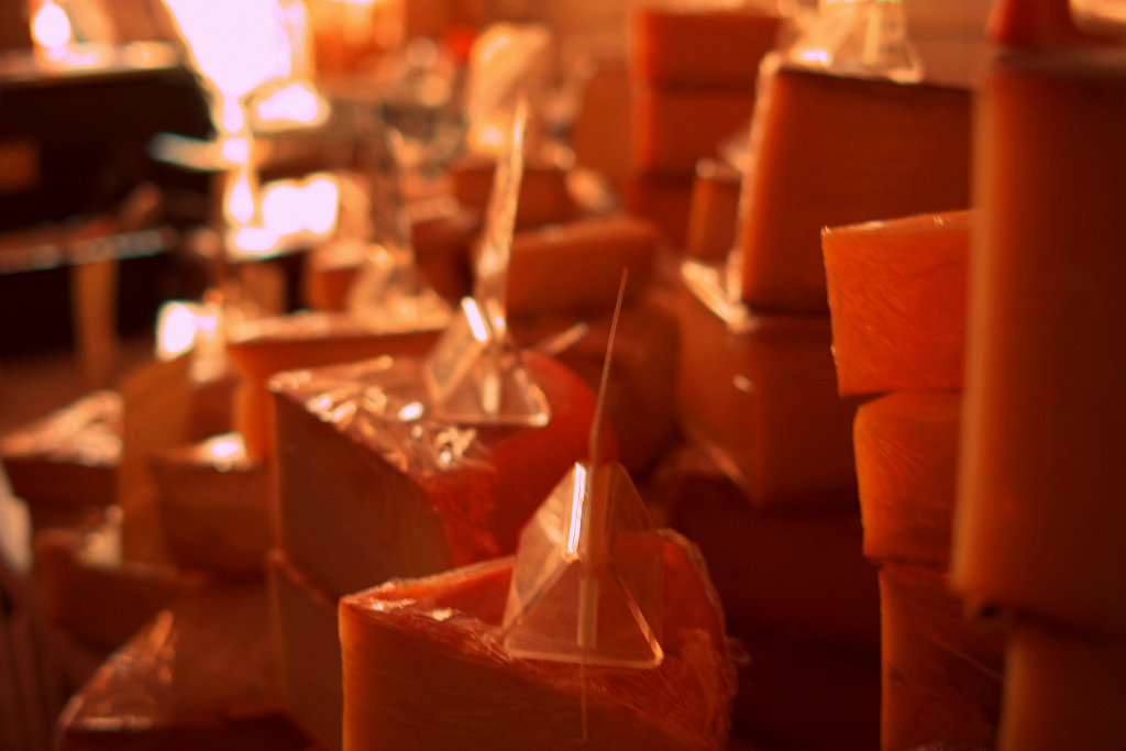 Some Jerks Stole $160,000 Worth Of Cheese In Two Separate Thefts In Wisconsin