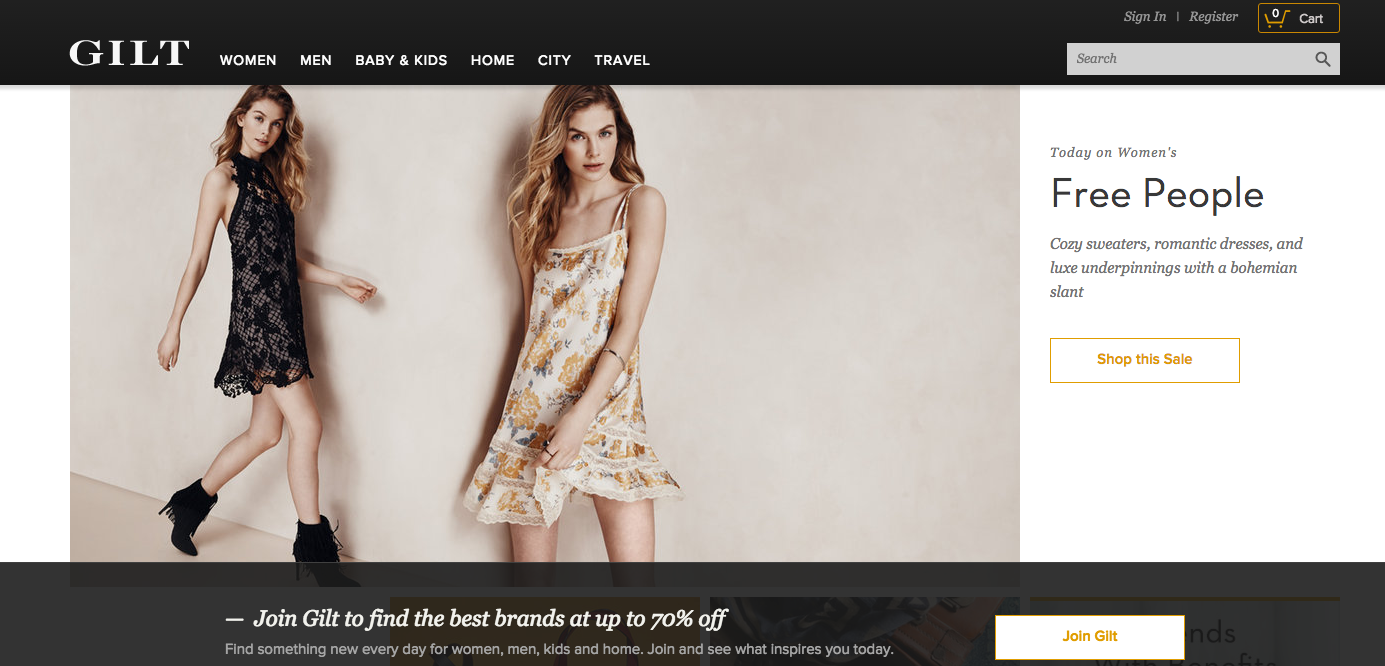 Saks Fifth Avenue Parent Company Buying Flash-Sales Company Gilt Groupe For $250 Million