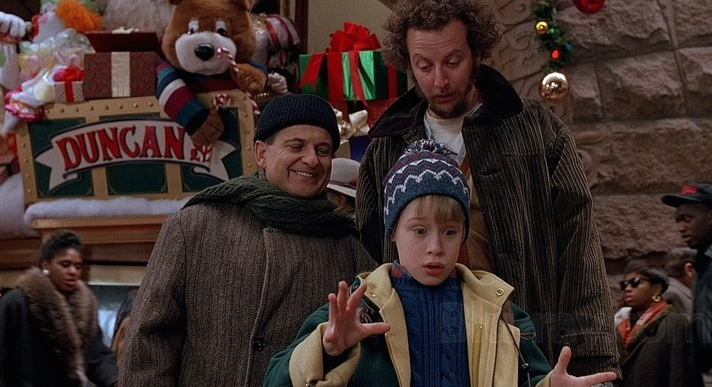 Would-Be Macy's Burglar Pulls Ploy From 'Home Alone 2' Handbook