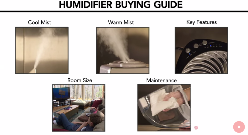 Cool Mist, Warm Mist; Large Unit, Small Unit: There's A Lot To Consider When Buying A Humidifier