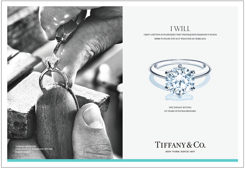 Tiffany Reminds Consumers (And Costco) That Their Brand Isn't Just A Setting Name