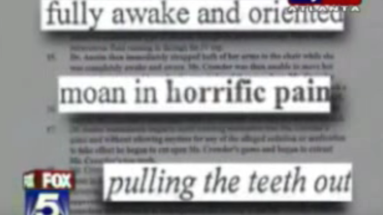 Dentist Who Pled Guilty To Theft Trying To Erase Past Allegations From YouTube