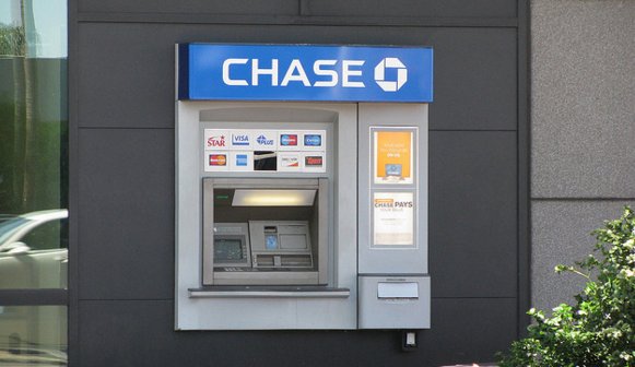 This is just a regular Chase ATM, not a new one. (TheTruthAbout)
