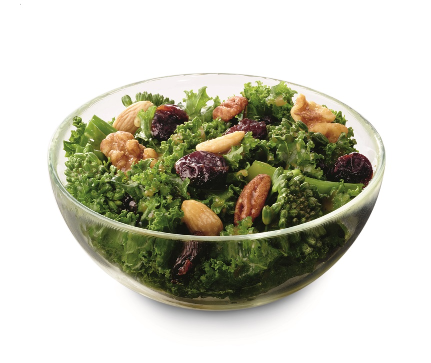 Chick-Fil-A Replaces Coleslaw With Kale-Broccolini Salad On Menu