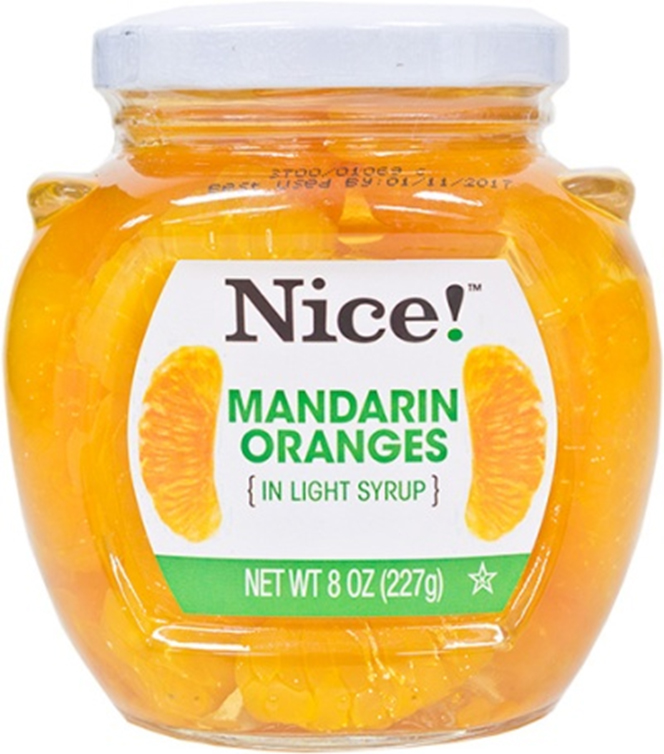 "Walgreens ""Nice!"" Orange Slices Recalled Because Glass Shards Have No Nutritional Value"
